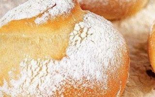 Выпечка в духовке на скорую руку (булочки, кексы, лепешки)