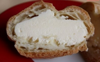 Крем для заварных пирожных