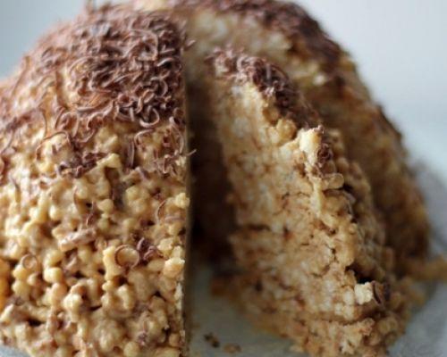 Простой рецепт торт муравейник